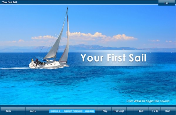 ASA Your First Sail